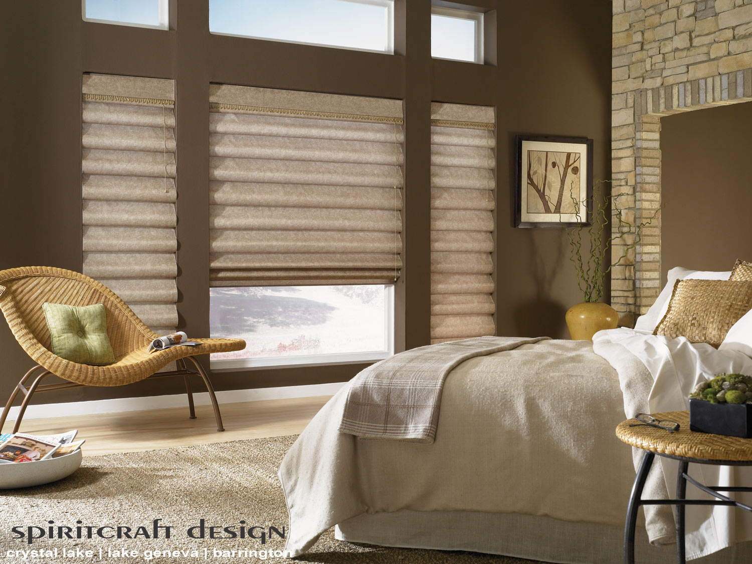 Blinds And Shades Graber Hunter Douglas Crystal Lake