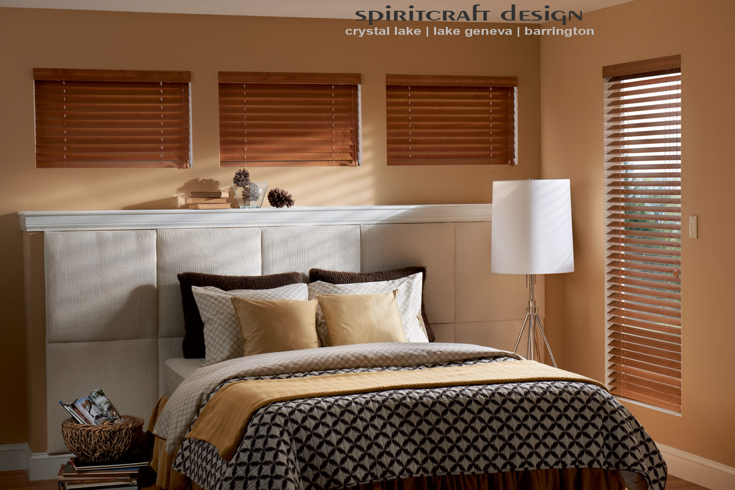 blinds and shades graber hunter douglas crystal lake barrington il. Black Bedroom Furniture Sets. Home Design Ideas