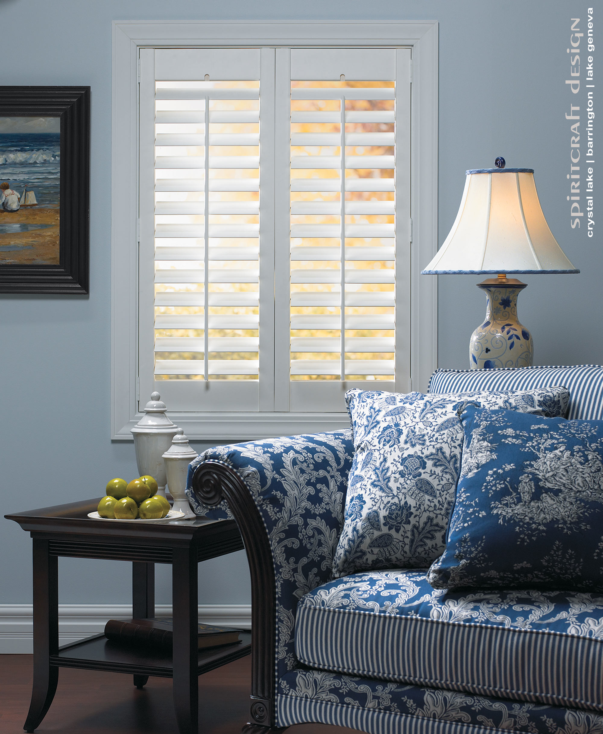 About spiritcraft design and custom window treatments for Custom window design